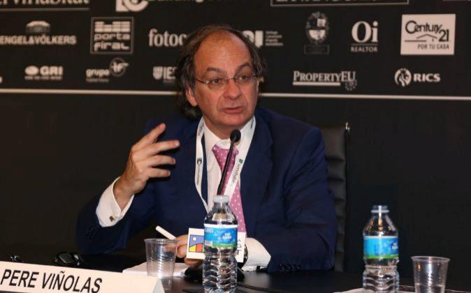 Pere Viñolas Serra, consejero delegado de Colonial