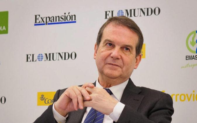 Abel Caballero Álvarez, alcalde de Vigo y presidente de la FEMP, en...