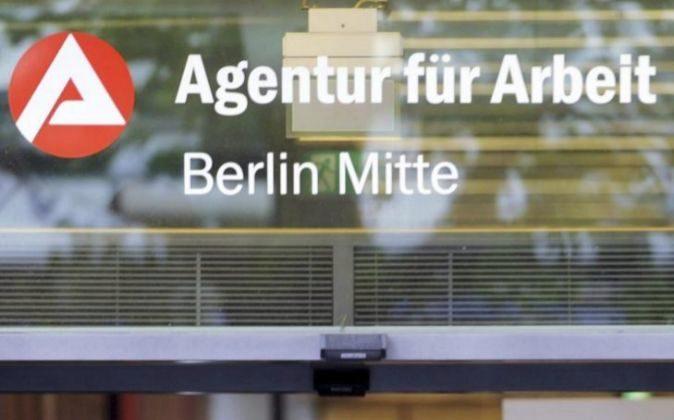 Agencia de Empleo en Berlín, Alemania.