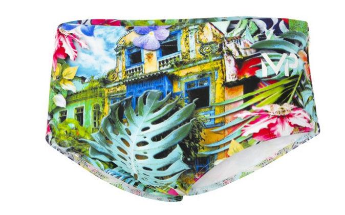 El diseño masculino del bañador 'Flores', de la línea de...