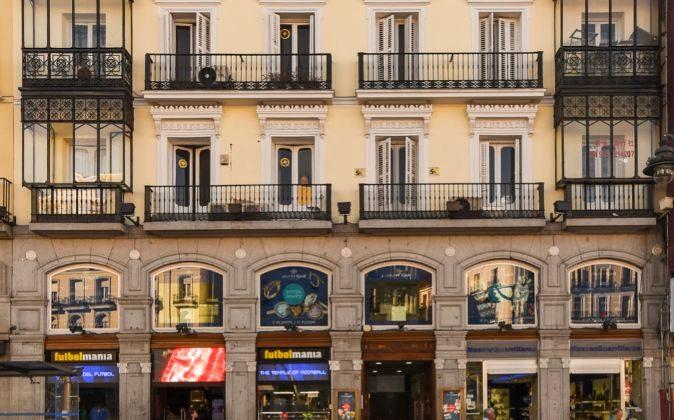 La última adquisición de Thor Equities en Madrid ha sido Puerta del...