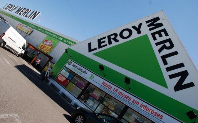 Establecimiento de Leroy Merlin.