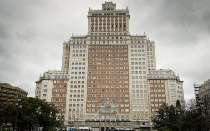 Edificio España.