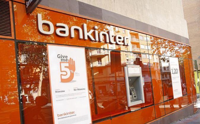 Sucursal de Bankinter.