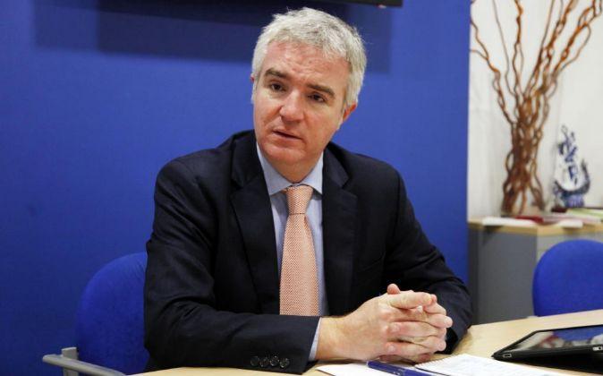 Ignasi Biosca es el Consejero delegado de Reig Jofre.