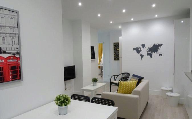 Imagen de una de las viviendas adquiridas por Excem Socimi...