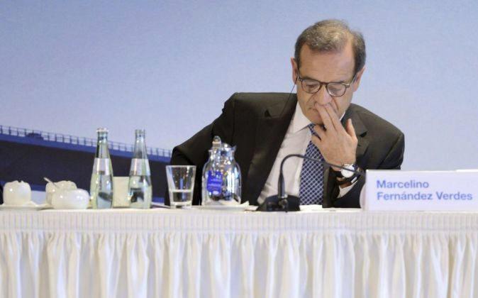 Marcelino Fernández Verdes, presidente de Hochtief