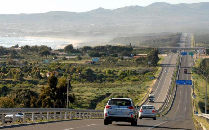 Globalvia gestiona más de 200 kilómetros de la Ruta 5, perteneciente...