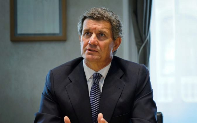 Francisco Riberas, presidente de Gestamp