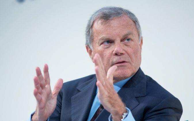 Martin Sorrell, CEO de WPP