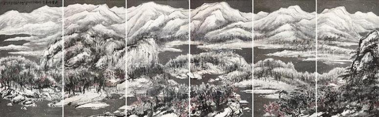 La obra se vendió en Poly Auctions (Hong Kong) por 39,5 millones de...