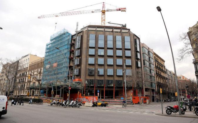 La austríaca WSF Group construye un hotel en la antigua sede de...