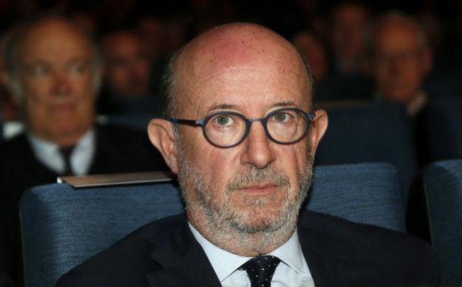 Emilio Saracho, presidente del Banco Popular.