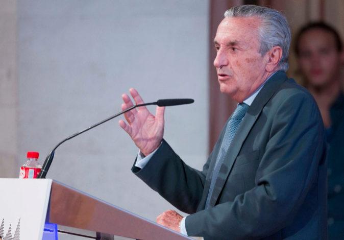 El presidente de la CNMC, José María Marín, en una imagen de...