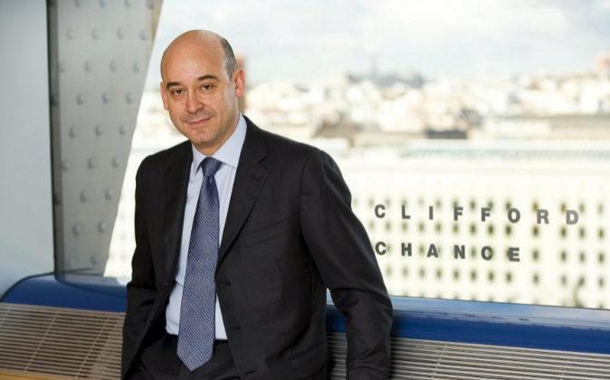 Jaime Velázquez, socio director de Clifford Chance en España.