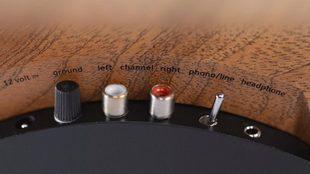 Todas las funciones del tocadiscos (apagado, encendido, volumen o...