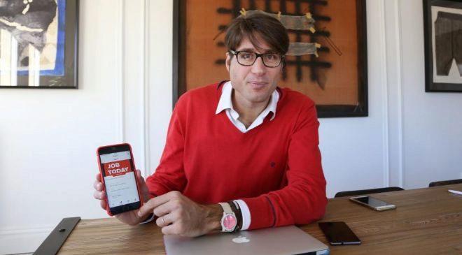 Sergio Balcells, General Manager en España de Job Today.