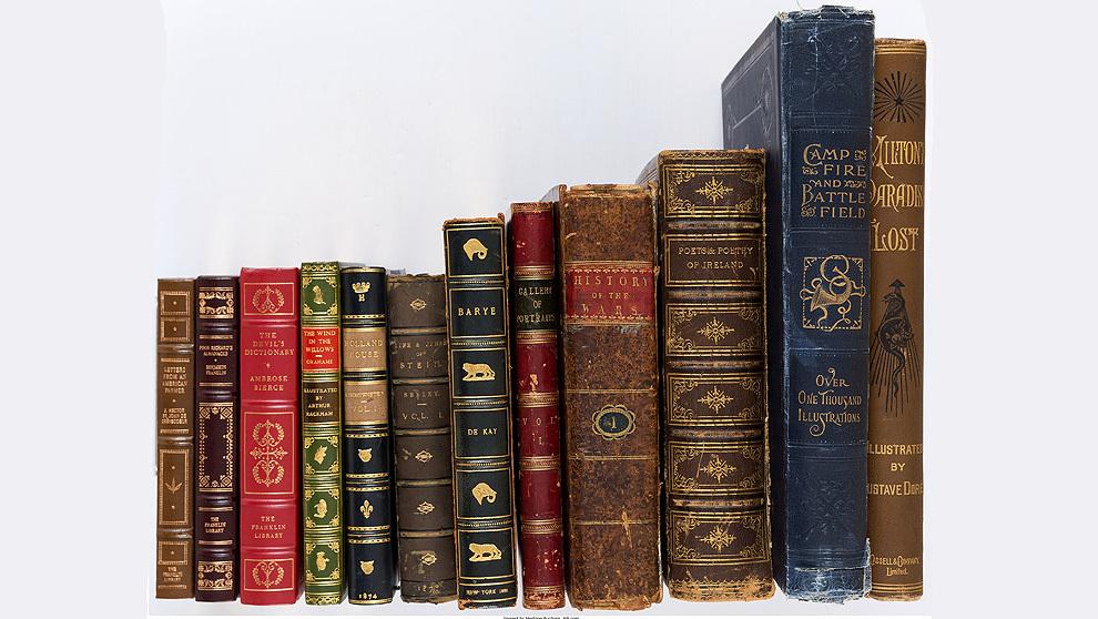 La casa de subastas pondrá a disposición 45 lotes de libro, entre...