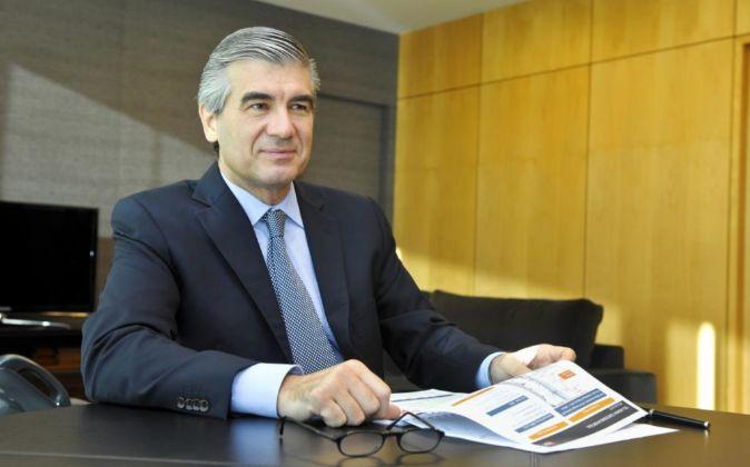 Francisco Reynés es el consejero delegado de Abertis.