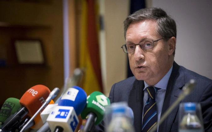 Santiago Menéndez, director general de la Agencia Tributaria