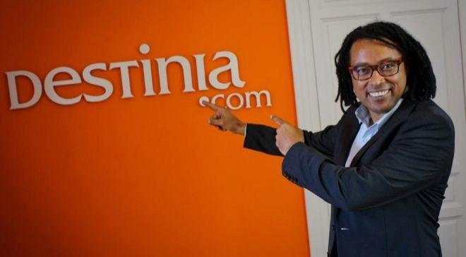 Amuda Goueli, CEO de Destinia.