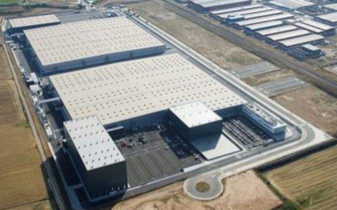 Uno de los activos logísticos adquiridos por Corum en España el...