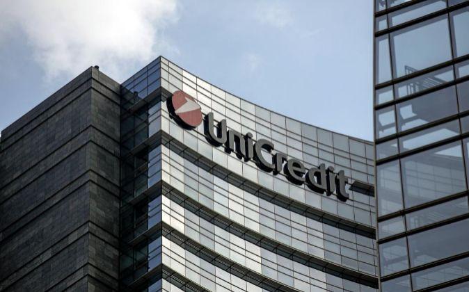 Oficinas de UniCredit.