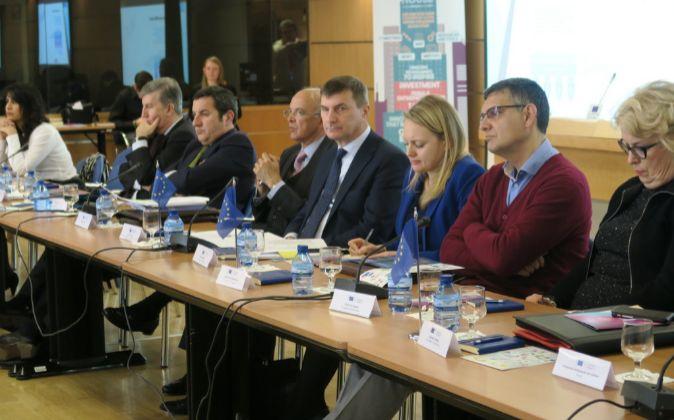 Debate sobre el Mercado Único Digital Europeo, y los retos a los...