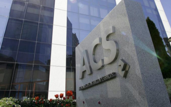 Sede central de ACS en Madrid.