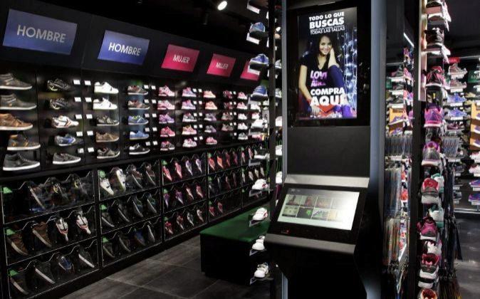 Imagen de una tienda Sprinter en España.