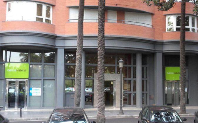 El local traspasado en Alameda de Valencia.