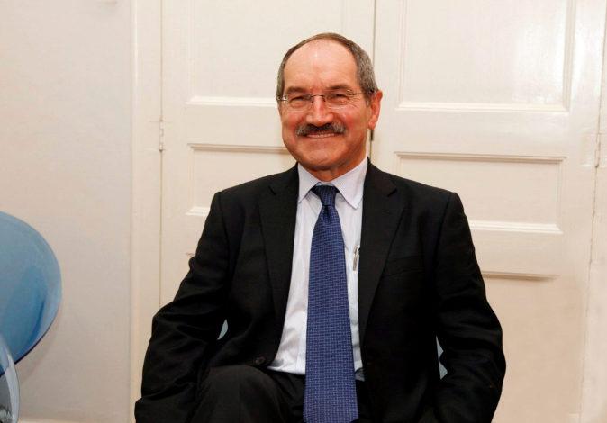 El nuevo presidente de Ametic, Pedro Mier, en una imagen de archivo.