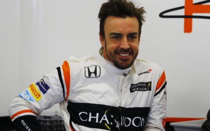 responsabilidad sustantivo Encommium  Fernando Alonso ficha por Adidas