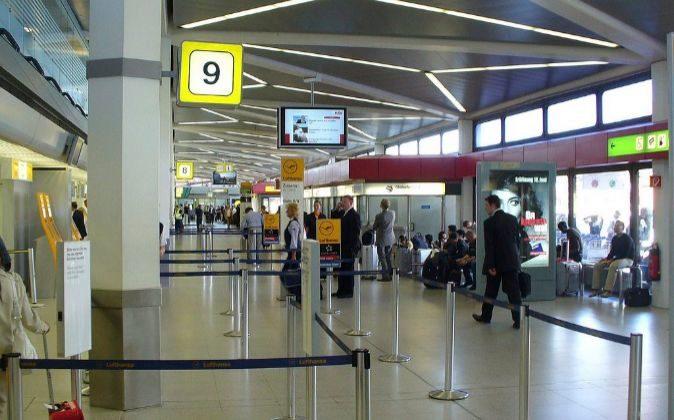 Aeropuerto de Tegel (Berlín, Alemania)