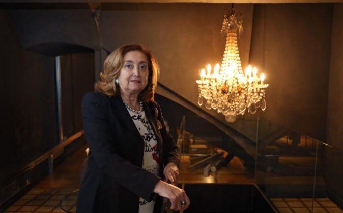 Carmen Mur, cofundadora de Mur & Martí.