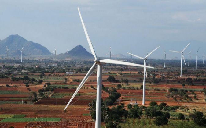 La fusión de Gamesa con el negocio eólico de Siemens dará lugar a...