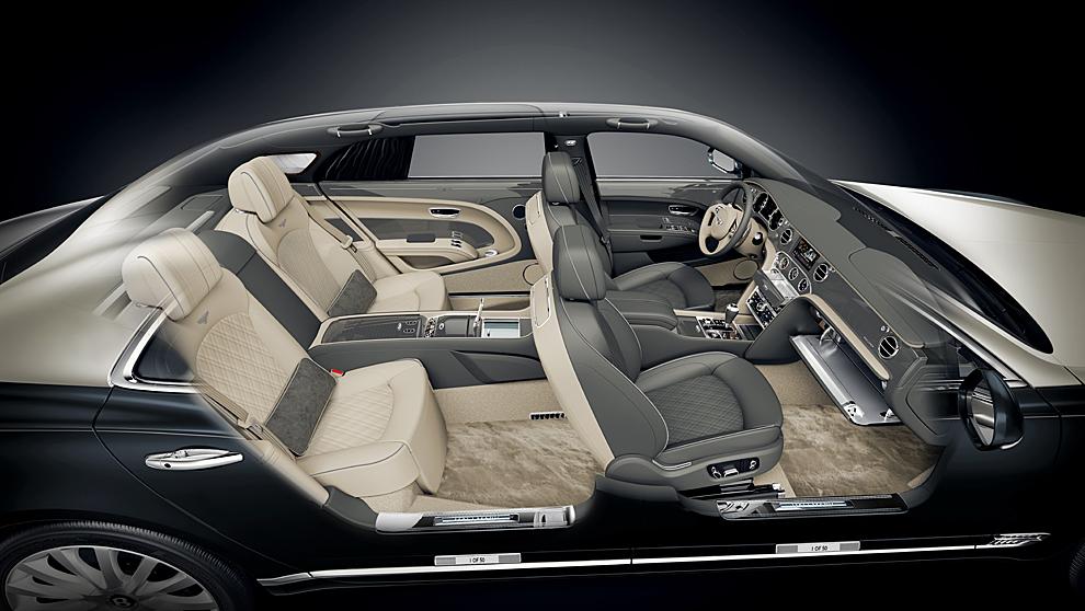 Bentley Mulsanne Hallmark Series