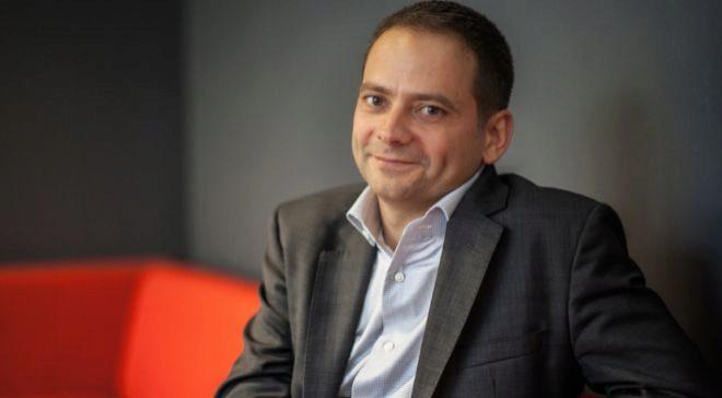 Salvador García, cofundador y CEO de Ebury.