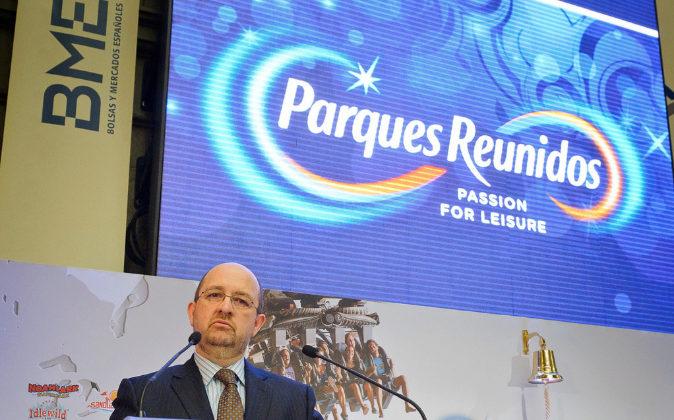 Fernando Eiroa, presidente de Parques Reunidos.