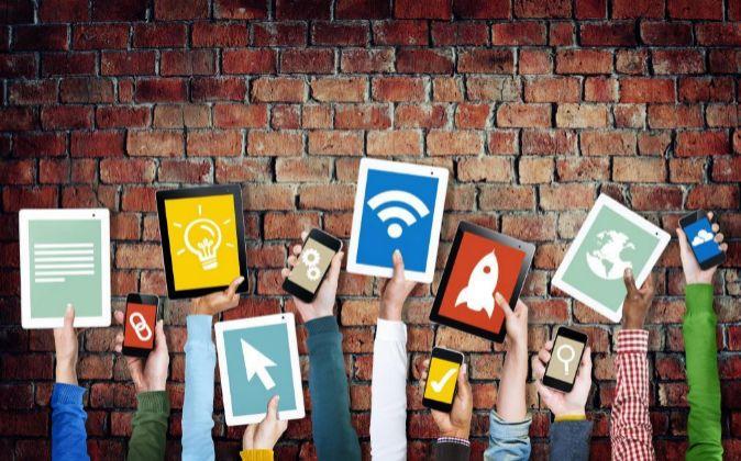 Los smartphones y las apps son la base de negocio de muchas empresas...