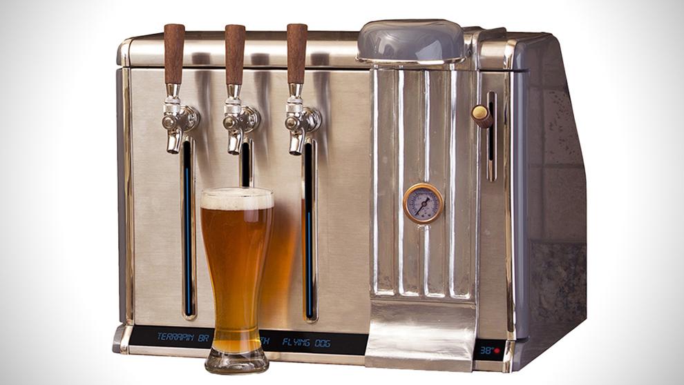 Growler Chillsan Patricio 2017 El Dispensador De Cerveza Artesanal Para Celebrar La Fiesta En Casa