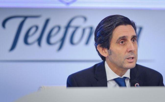 José María Álvarez Pallete