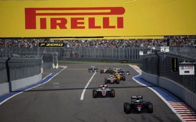 GP de Rusia de 2016.