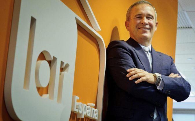José Luis del Valle, presidente de Lar España.