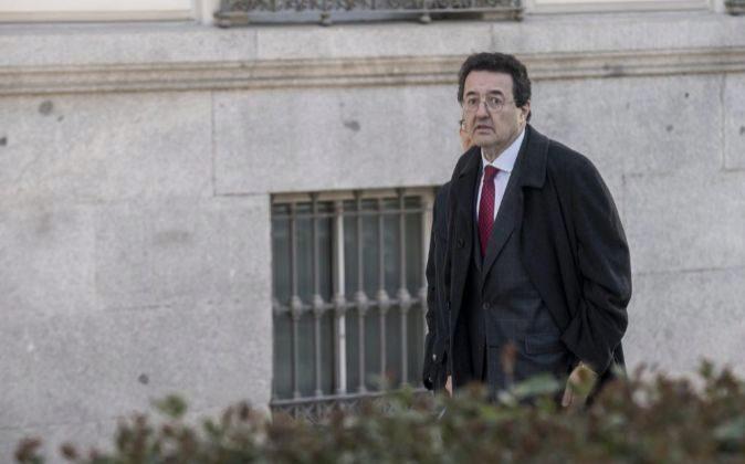 Mariano Herrera, exdirector general de Supervisión del Banco de...