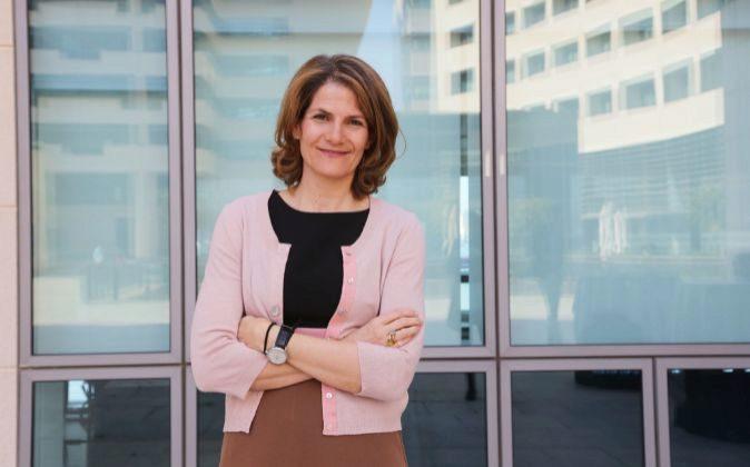 Fuencisla Clemares, directora general de Google en España y Portugal.