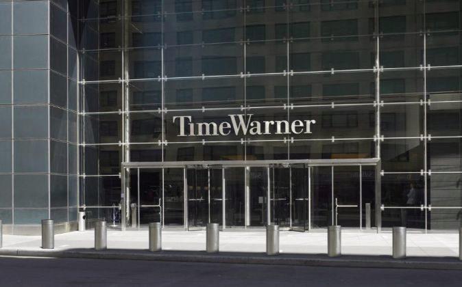 Sede en Nueva York, EE.UU., del grupo de comunicación Time Warner.