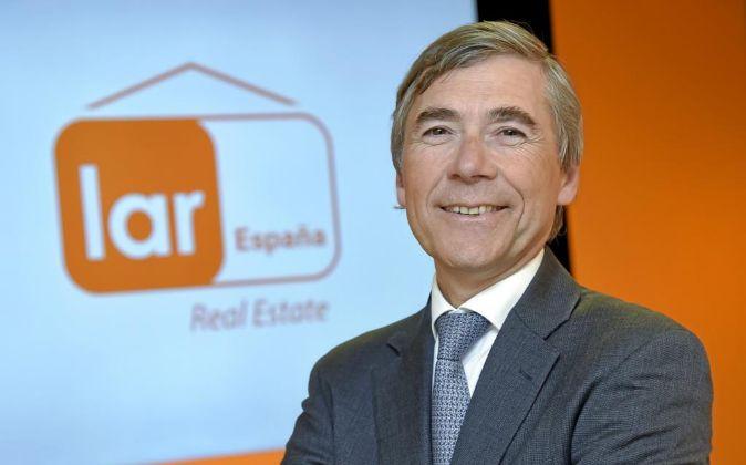 Miguel Pereda, consejero y director general de Grupo Lar.