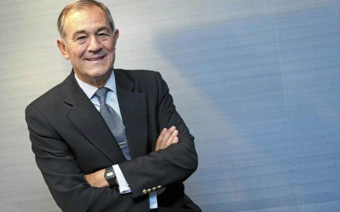 José Domingo de Ampuero y Osma, presidente de Viscofan.