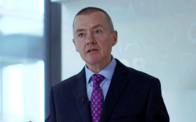 Willie Walsh, consejero delegado de IAG.